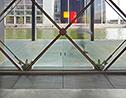 Konzerthalle Kopenhagen homogenes Rostdesign